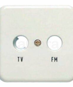 Tecla TV FM BJC Ibiza blanco 10330-B