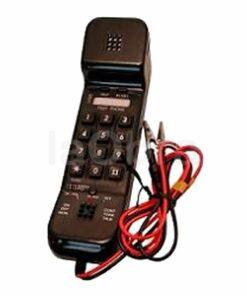 Teléfono de pruebas analógico DC y DTMF
