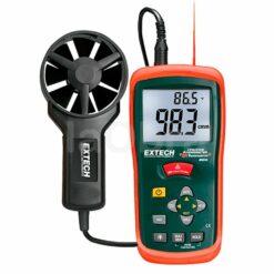 Termo-anemometro CMM-CFM IR Extech AN200