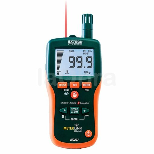 Termo-higrómetro meterlink Extech MO297