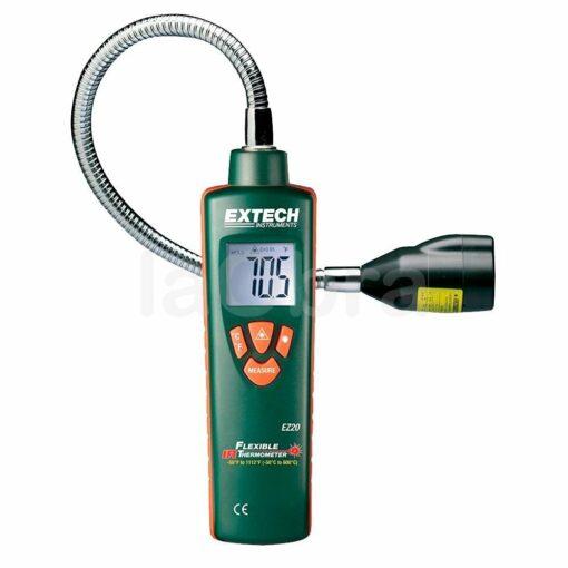 Termómetro infrarrojos EZFLEX Extech EZ20