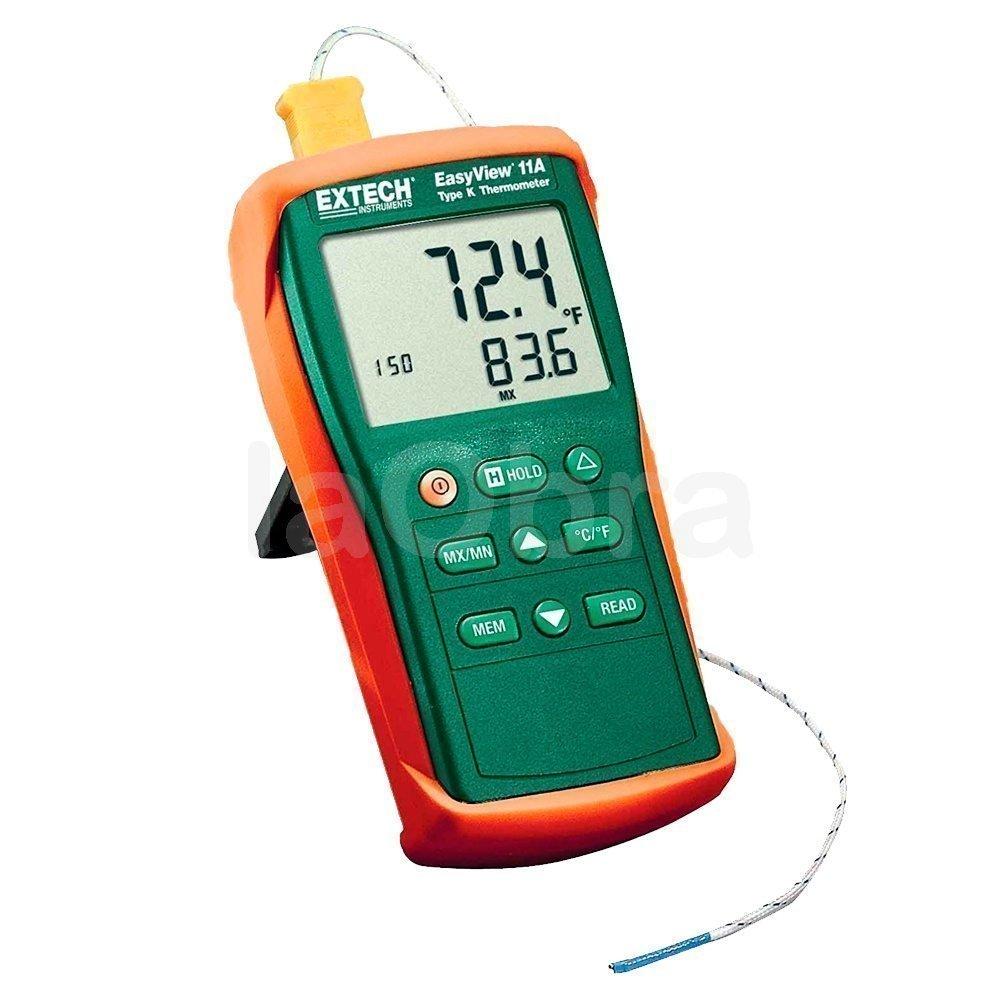 Termómetro tipo K Extech EA11A