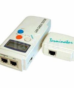 Tester de cableado digital RJC45 BNC