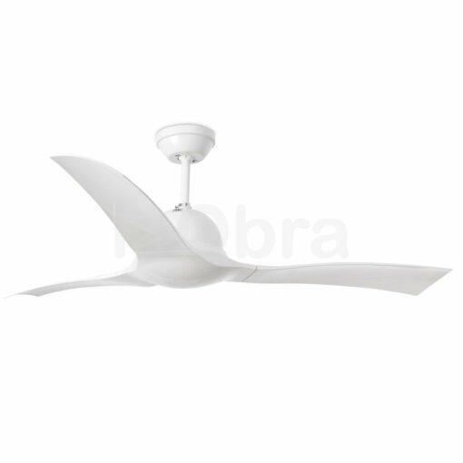 Ventilador de techo Lakki blanco